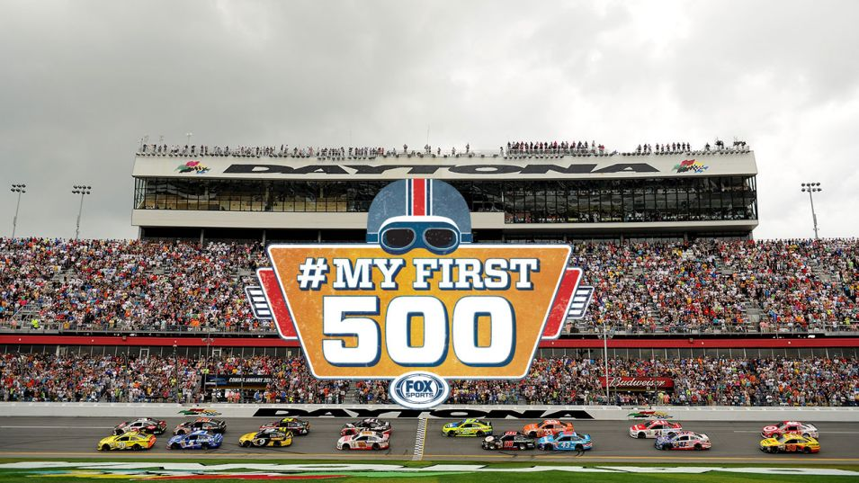 FOX Sports: Share your Daytona memories with #MyFirst500