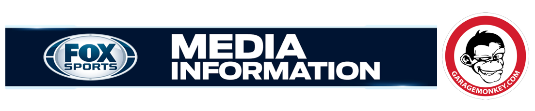 """Press Release: FOX Sports and GarageMonkey Join on """"#MyFirst500"""" Social Campaign for Daytona 500 and Budweiser Speedweeks"""