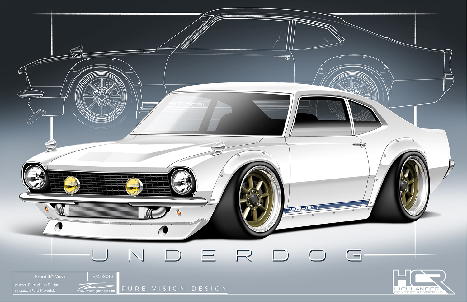 "Sung Kang Partners with SEMA and Shell for ""Project Underdog"""